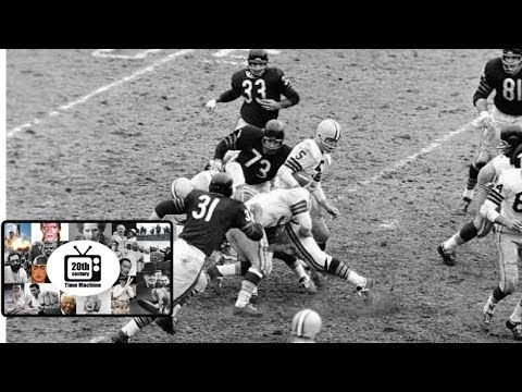 Paul Hornung Sets All-Time Scoring Record. (December 4, 1960 - silent)