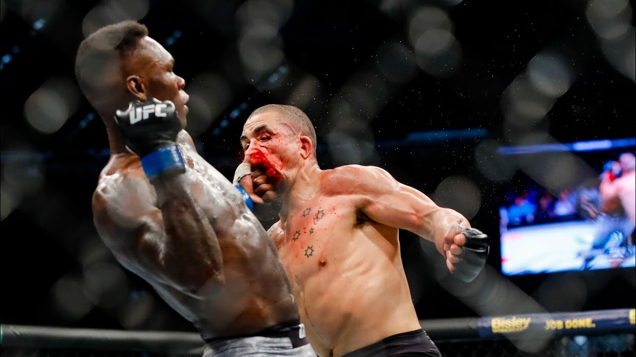 "Israel ""The Last StyleBender"" Adesanya Highlights 2020"