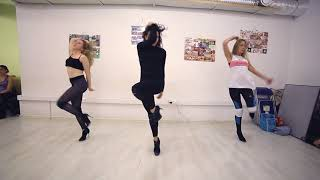 Britney Spears-Get Naked     High Heels Choreography by Katya Flash