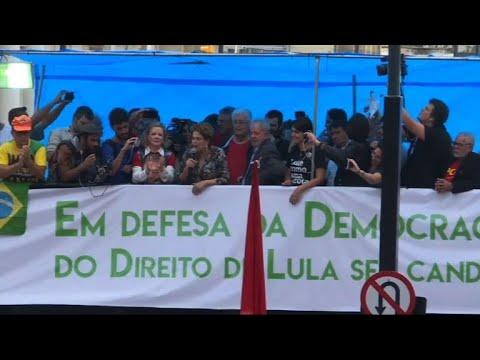 Lula promete lutar até a morte