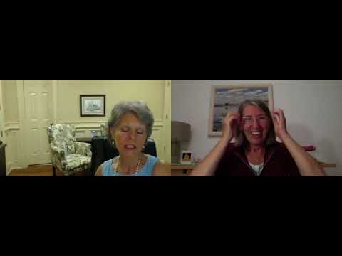Control pause in decline - Dr. Lorie and Martha Roe in conversation Part 3
