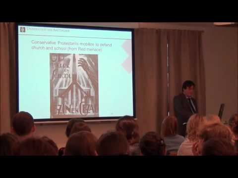 Dutch Wednesday: James Kennedy - The End of Tolerance?