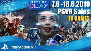 Playstation VR  sales /  7.06 - 18.06.2019  / deutsch / german