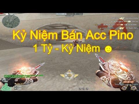 Kỷ Niệm Bán Acc Pino - 1 Tỷ Kỷ Niệm ✔「Pino.NTK」