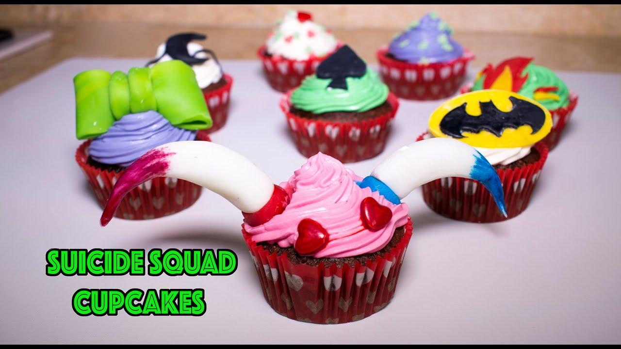 Joker Cake Decorations
