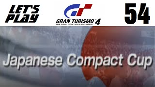 Let's Play Gran Turismo 4 - Part 54 - Japanese Events - Japanese Compact Cup