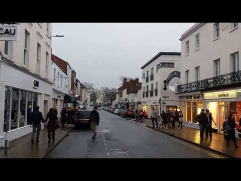 Leamington Spa Town Centre | England Tour | United Kingdom | Walkaround | 1080p