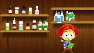 Правила безопасности для детей. Часть 2 из 4 . Короткометражный мультфильм.