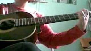 Đồi hoa mặt trời (guitar) - Xương Rồng Tròn