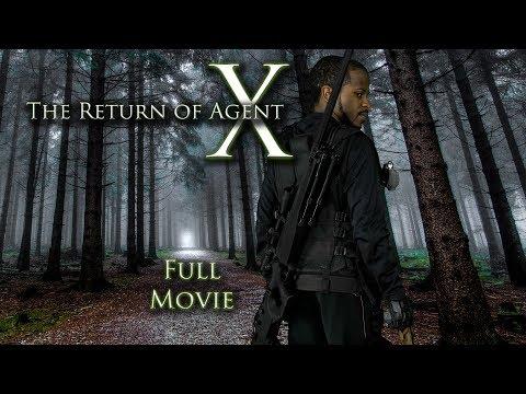 The Return of Agent X - FULL MOVIE