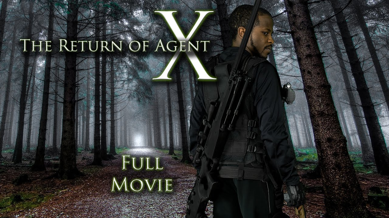 Download The Return of Agent X - FULL MOVIE