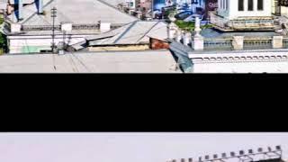 Луганск до и после
