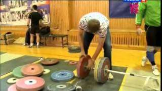 Team Russia, 2012, 13th Episode, Heavy Weightlifting, ENG Subtitles