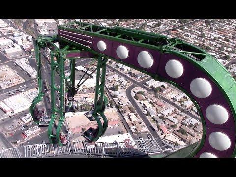Worlds Scariest Thrill Rides  - Stratosphere Las Vegas