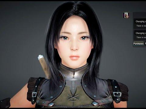 Chinese Girl Art Wallpaper Black Desert Online Kunoichi Ninja Assassin
