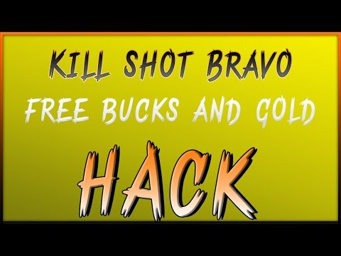Kill Shot Bravo Cheats For You – New Wave Hack For Free Gold And Bucks (Android/iOS) 2019