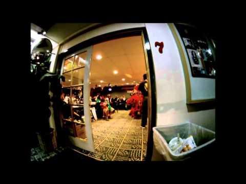 Lion Dance - Kong's Siu Lum Pai - HMC Karaoke Aiea - November 2012 - GoPro Camera