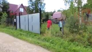 видео Недорогие участки земли по Ярославскому шоссе и в Сергиевом Посаде