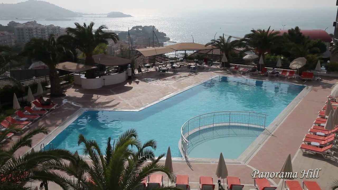 panorama hill hotel  kusadasi  tyrkiet