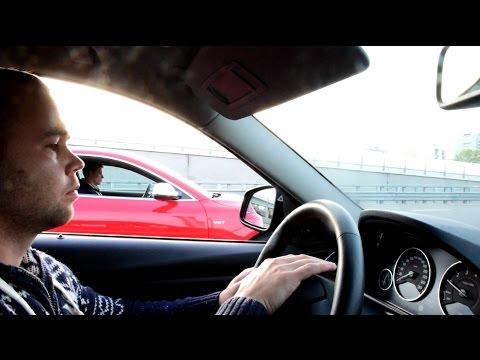 BMW 335 xDrive vs Audi S5