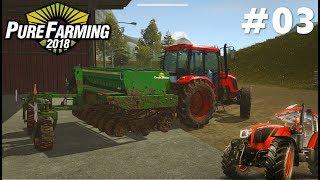 "Pure Farming 2018 #3 ""Siewnik jak żywy"""