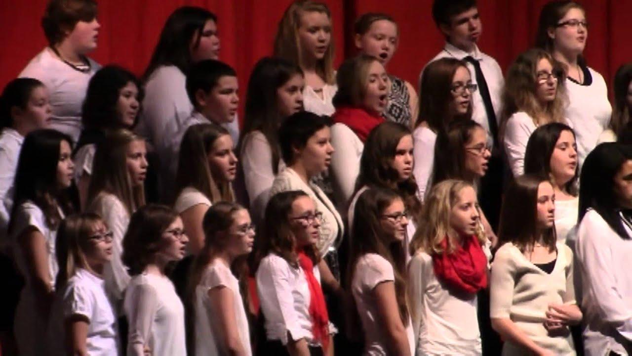 NCCS Christmas Program  12-14-15