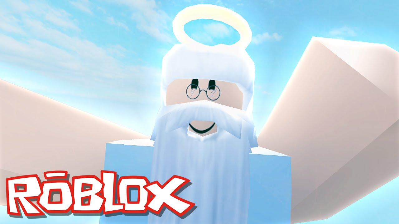 Meeting God In Roblox Youtube
