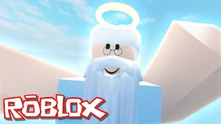 MEETING GOD IN ROBLOX