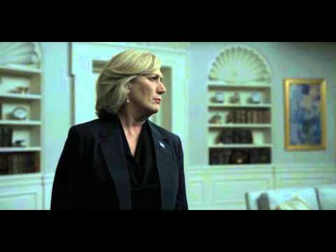 President Underwood threatens Secretary Durant in the Oval  HoC