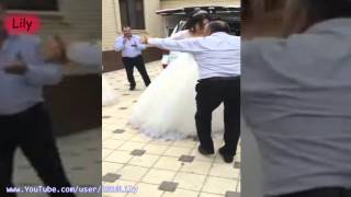 Гиперактивный гость на Свадьбе! Невеста в ШОКЕ!