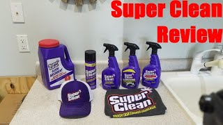 homepage tile video photo for Super Clean Product Line Review (and the Mini died)