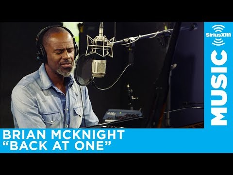 Brian McKnight Back at One  @ SiriusXM  The Blend