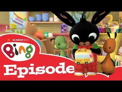 Choosing + Bonus Clips | Bing Full Episodes | Cartoons For Kids | Bing Bunny