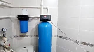 система умягчения воды в коттедже