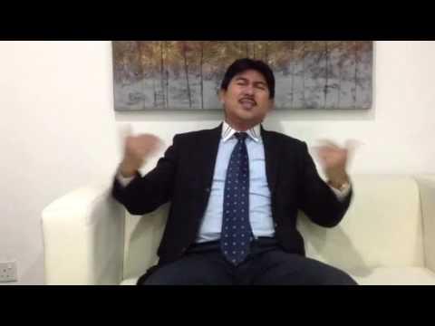 Formula formula kejayaan Dato Dr Syed Ahmad Al-Saggof