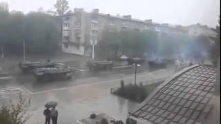 Репетиция парада на 9 мая. Луганск. 30.04.2015(, 2015-05-01T05:17:52.000Z)