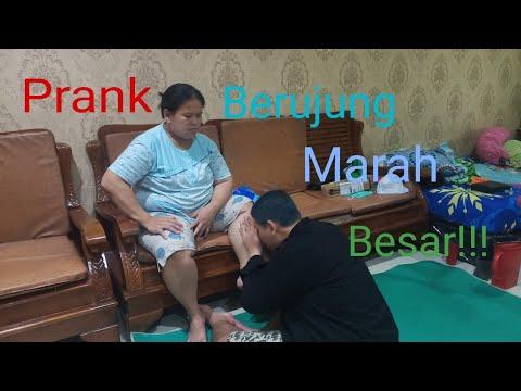 #Prank #kacau Kacau! Prank Telepon Alay Sama Pacar Disamping Orang Tua Berubah Menjadi Marah Besar!!