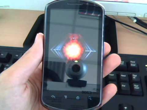 My Huawei U8800 Ideos X5