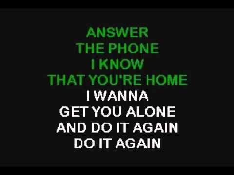 SC3284 01   Sugar Ray   Answer The Phone [karaoke]