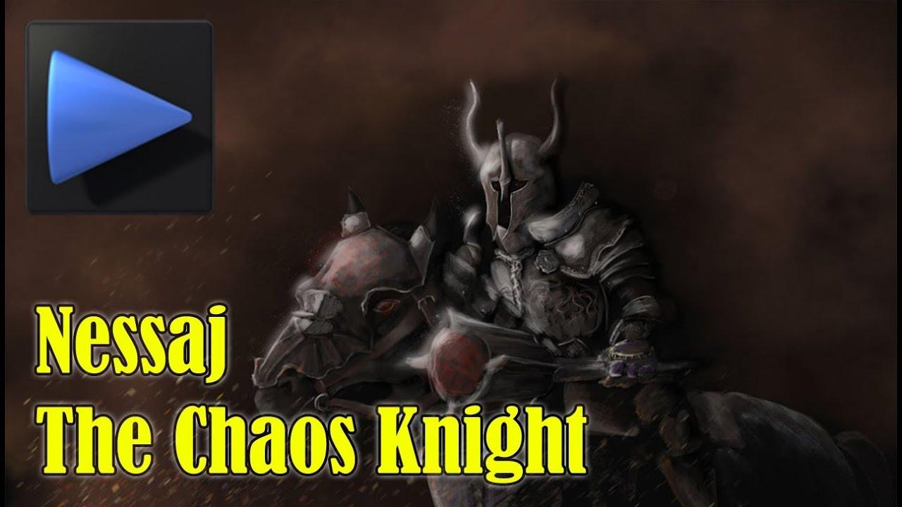 Nessaj (Chaos Knight) Item Build - YouTube