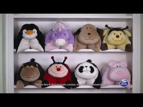 Intertoys Pillow Pets Commercial Nederlands Youtube