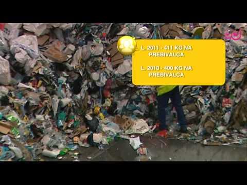 Infodrom: Manj Odpadkov