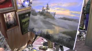 Курсы рисования для взрослых, обучение живописи в Москве,