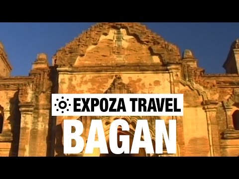 Bagan Vacation Travel Video Guide