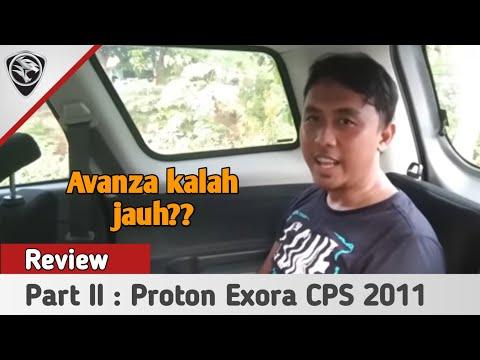 Review Proton Exora - Mobil Malaysia yang cukup nyaman