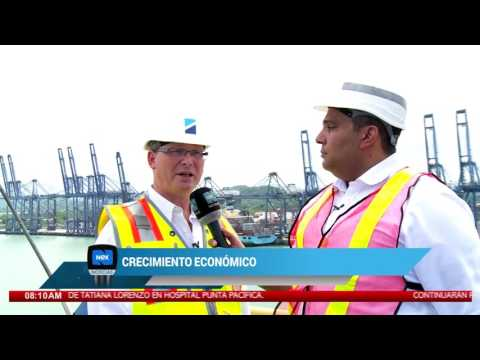 Entrevista a Paul Wallace, CEO de Panama Ports