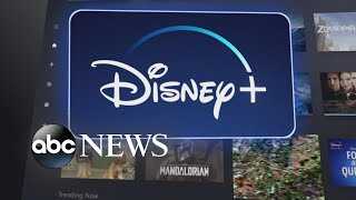 Disney unveils Disney+ streaming service