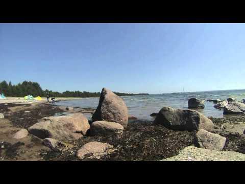 Kitesurfing Åland Islands