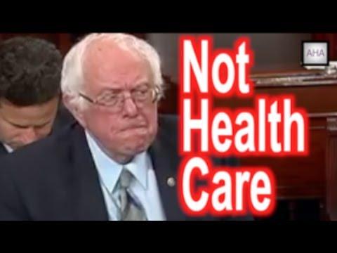 Bernie Sanders Slams Republican So Called Health Care