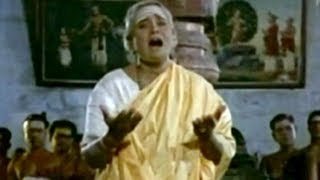 Gnanamum Kalviyum - K.B. Sundarambal - Thunaivan Tamil Song